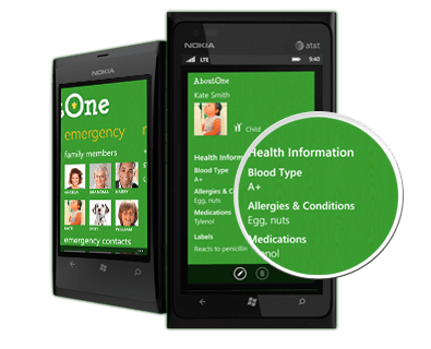 aboutone mobile app