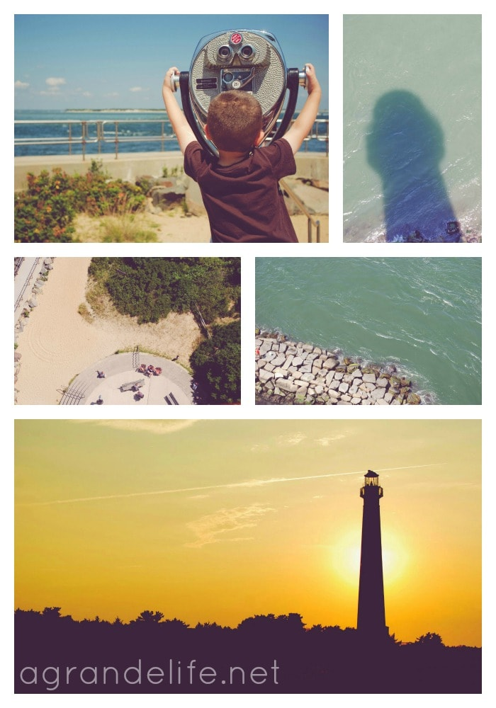 barnegat light house, long beach island new jersey