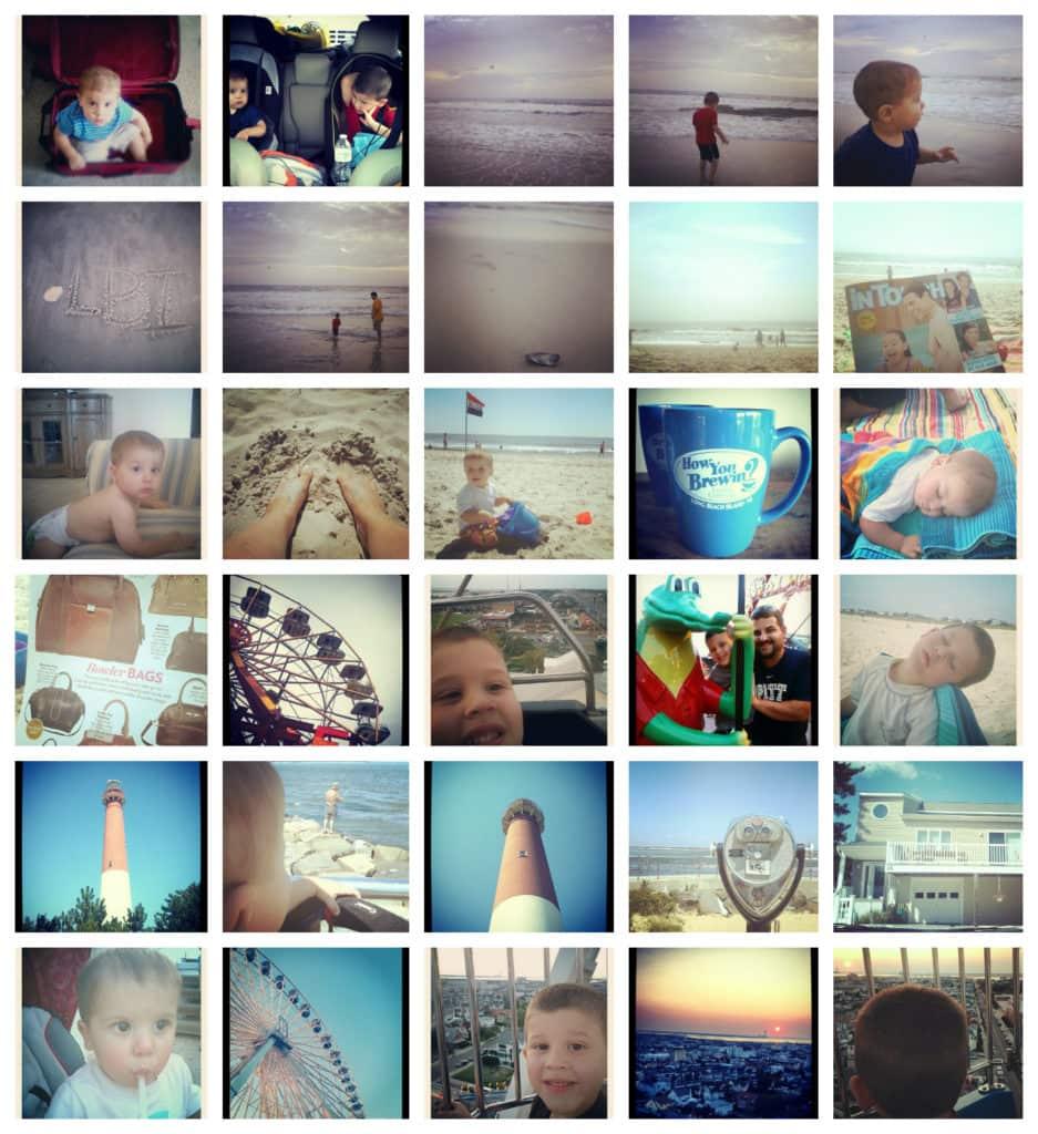 long beach island nj in instagram pictures