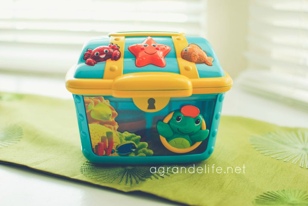 baby einstein treasure chest