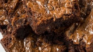 Homemade Fudge Brownies
