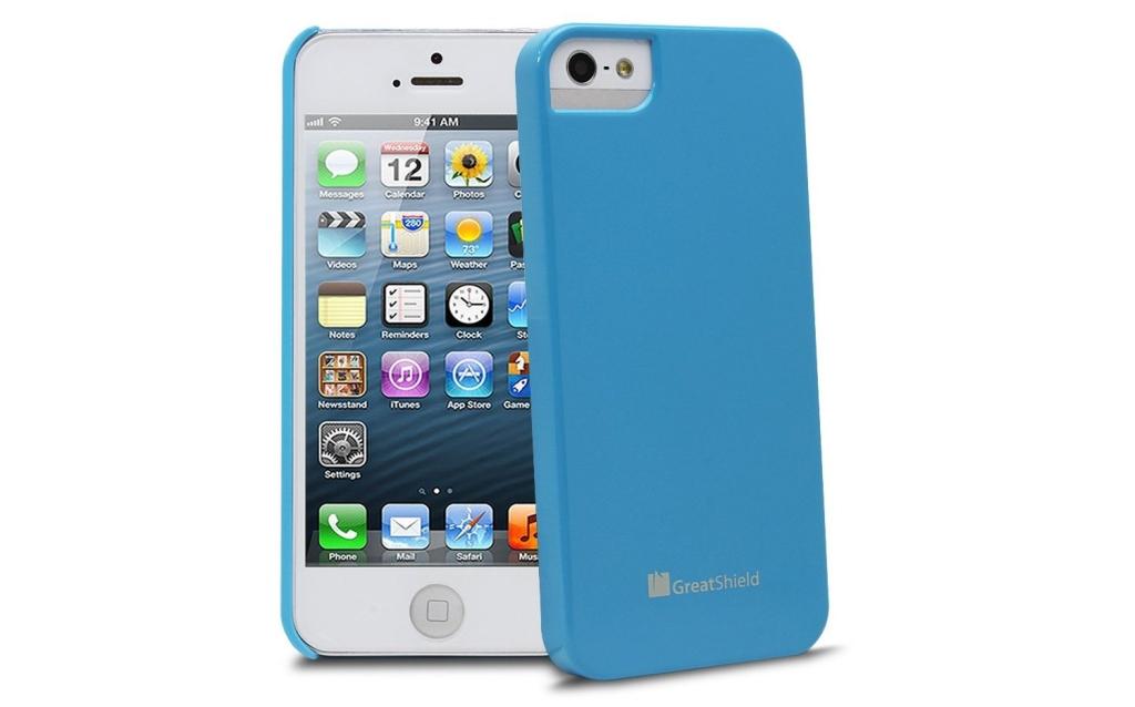 GreatShield Guardian Slim Fit Case - iPhone 5