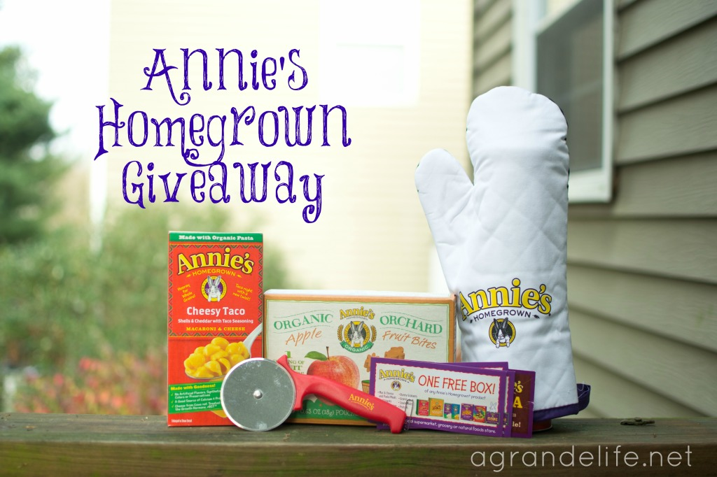annies homegrown giveaway