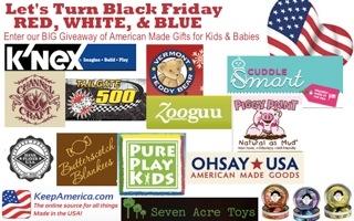 Black Friday Mega Giveaway