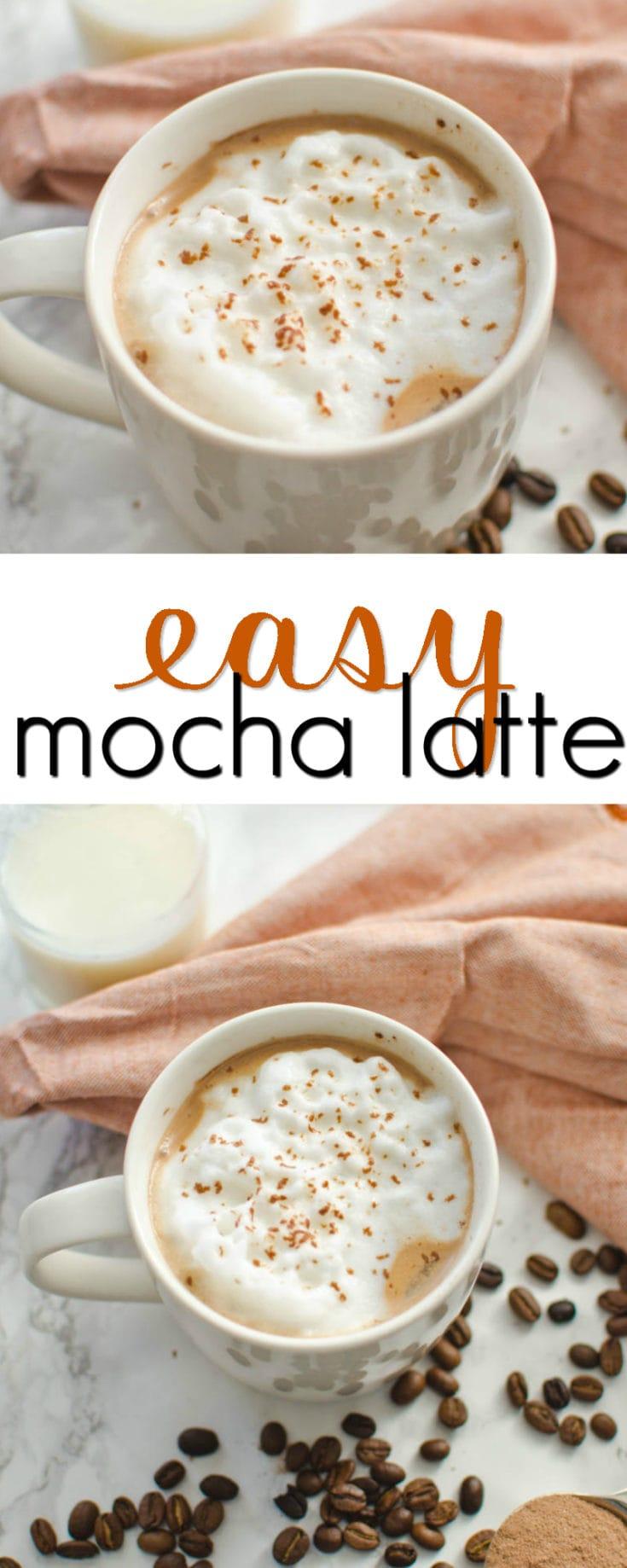 Easy Mocha Latte