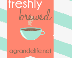 guest post on a grande life