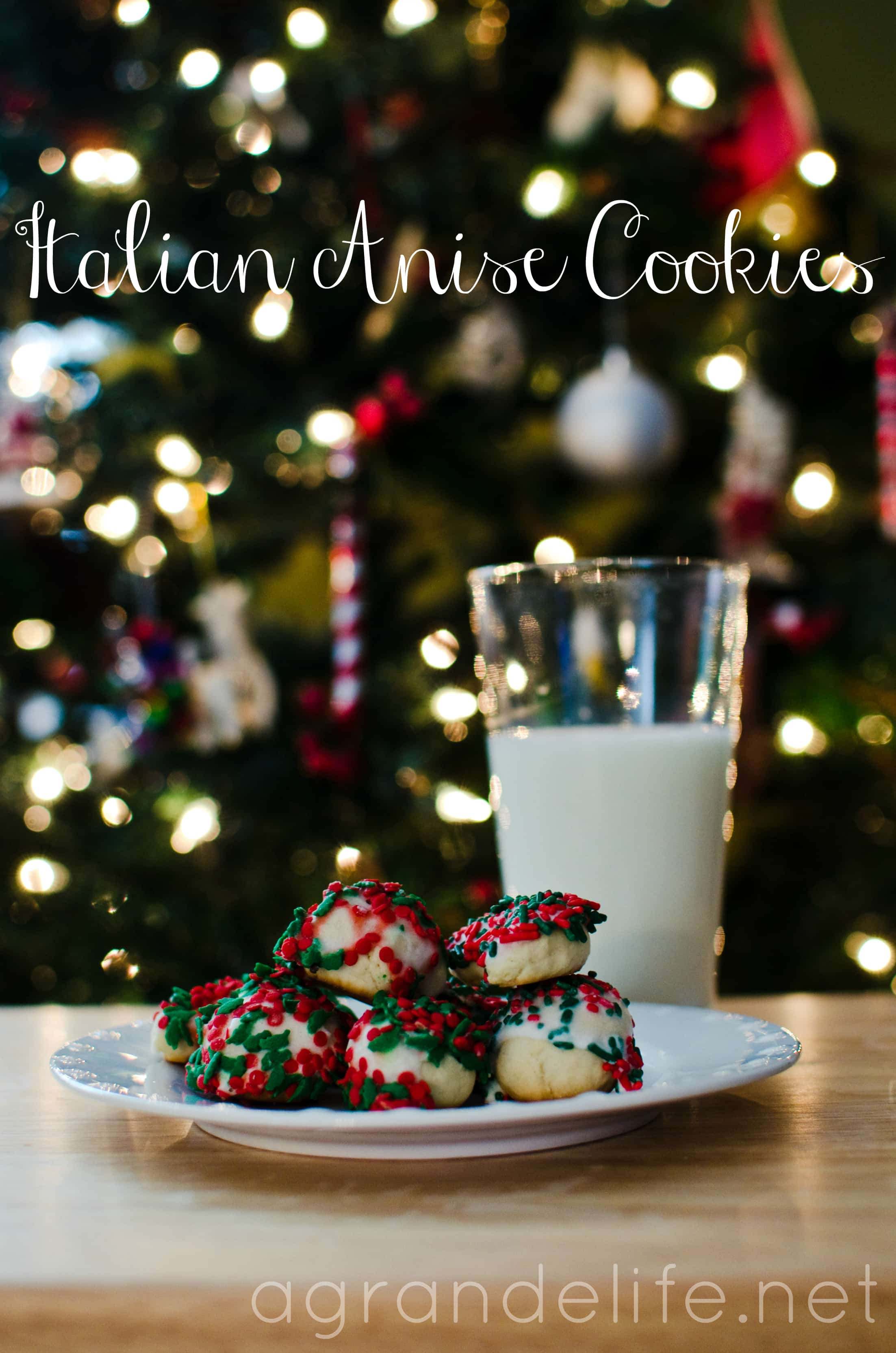 day 1 of the 12 days of christmas cookies italian anise cookies - Italian Christmas Cookies Anise