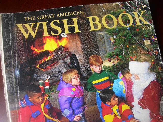 sear's wish book