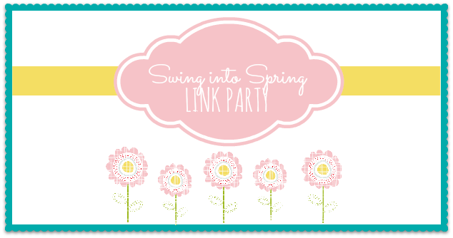 swing into spring link party