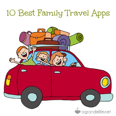 10 best family travel apps for Vacanze in famiglia