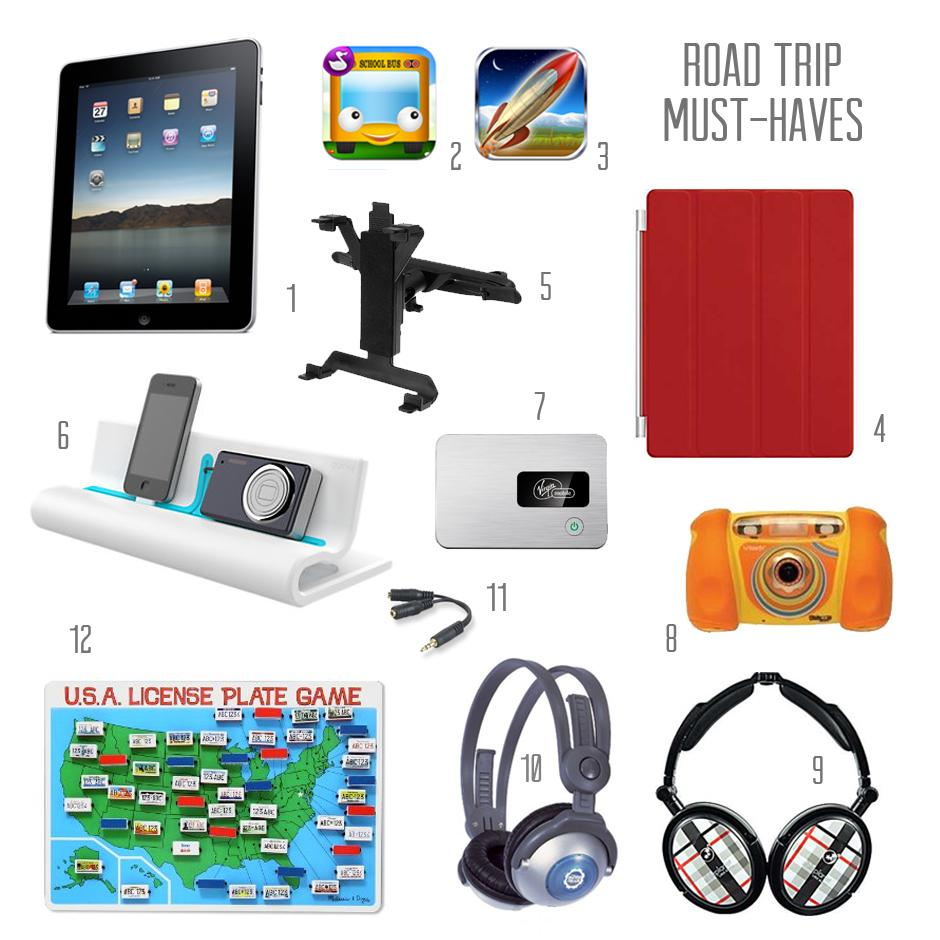 Family Road Trip Style Guide