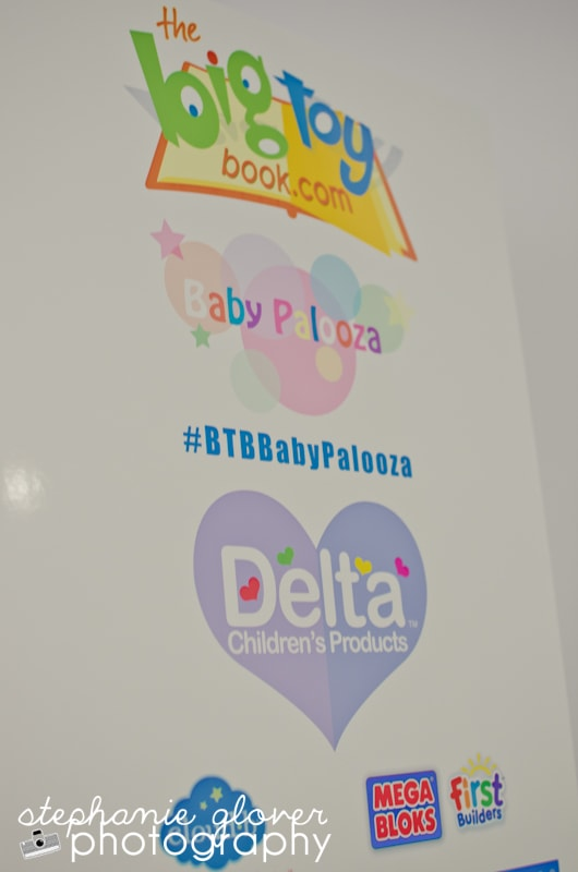 Big Toy Book Baby Palooza