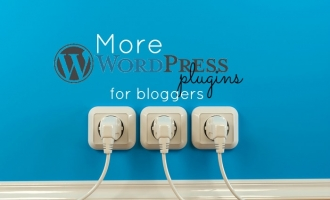 more wordpress plugins for bloggers