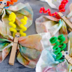 coffee filter butterflies-8