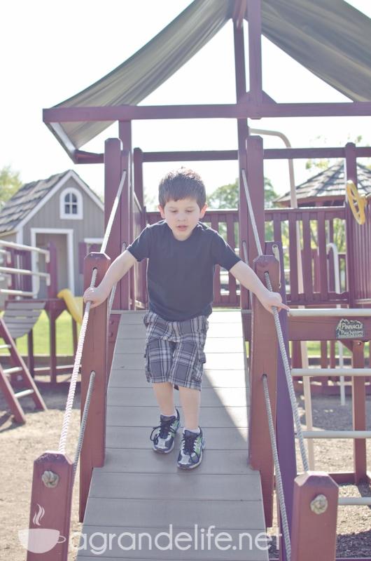 bird in hand inn playground