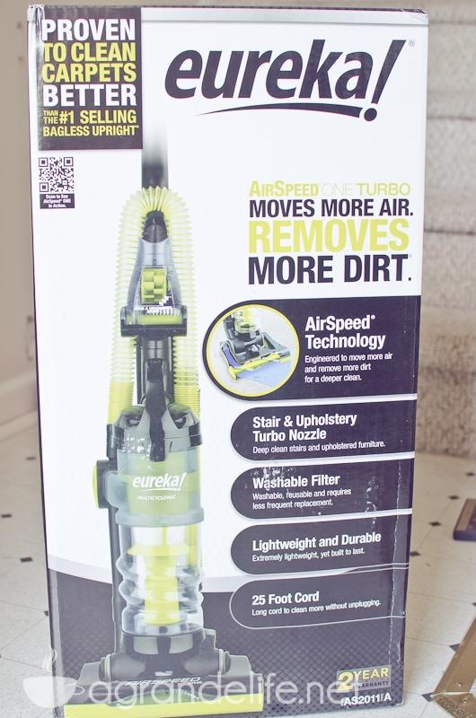 Eureka AirSpeed ONE Turbo Vacuum