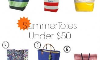 summer totes under $50
