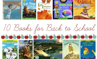 10 books for back to school