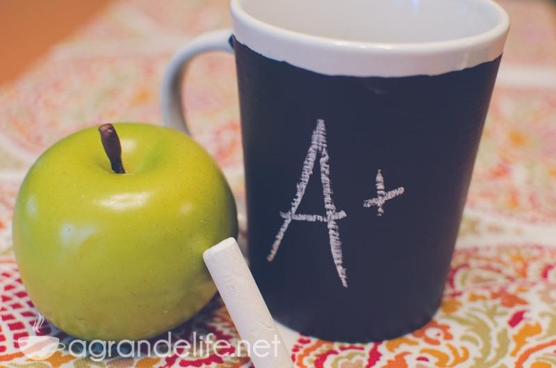 diy chalkboard mug-5