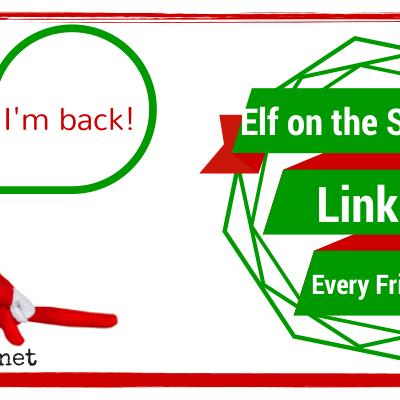 Elf on the Shelf Link-Up: Week 1