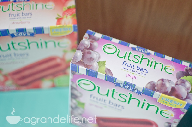 outshine fruit bars #shop