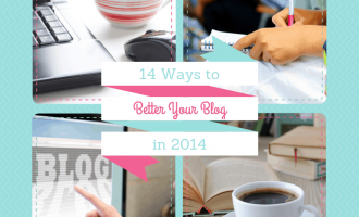 14 Ways to Better Your Blog in 2014