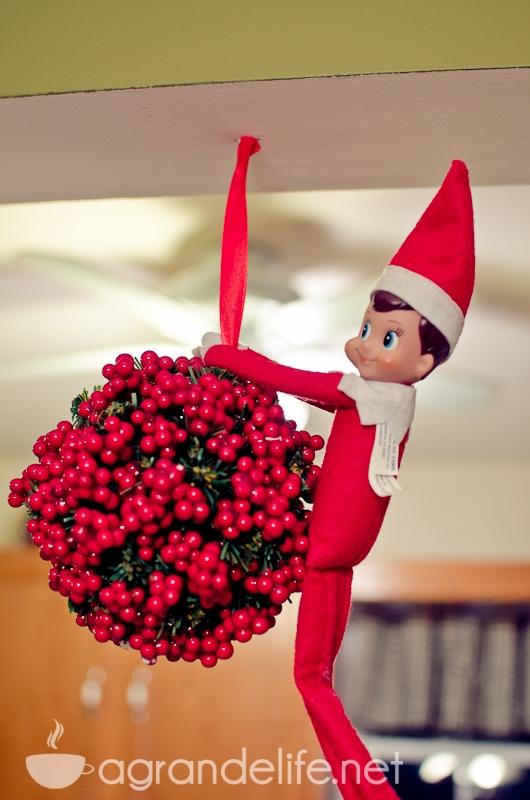 Elf On The Shelf Link Up Week 2 A Grande Life