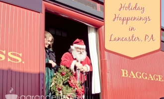 holiday happenings in lancaster