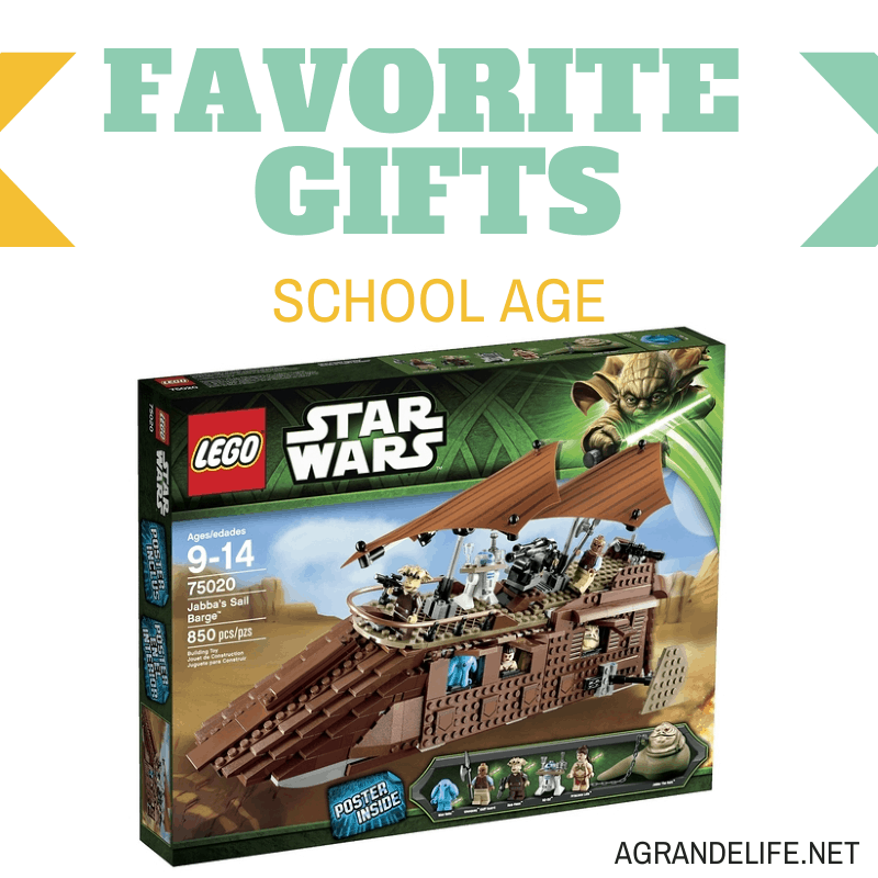 favorite gift lego jabba sail barge