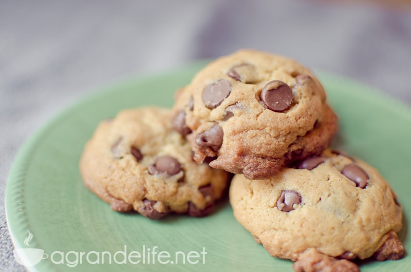 chocolate chip cookies #sweetswaps-8