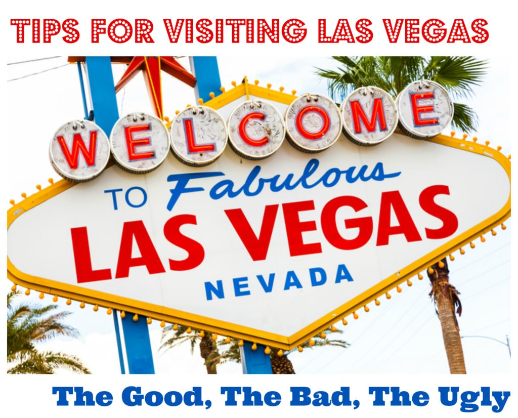 tip for visiting las vegas