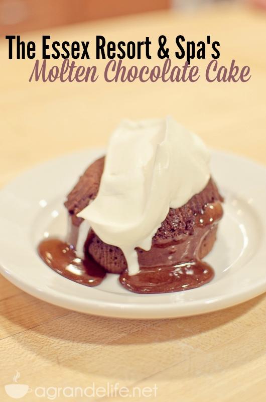 molten chocolate cake-5