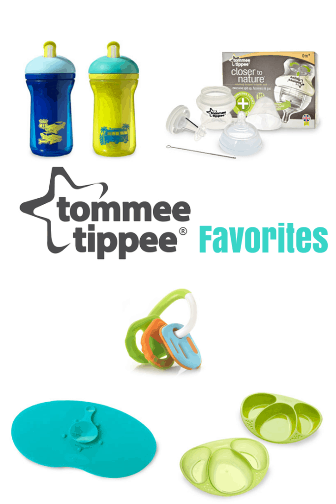 tommee tippee favorite products
