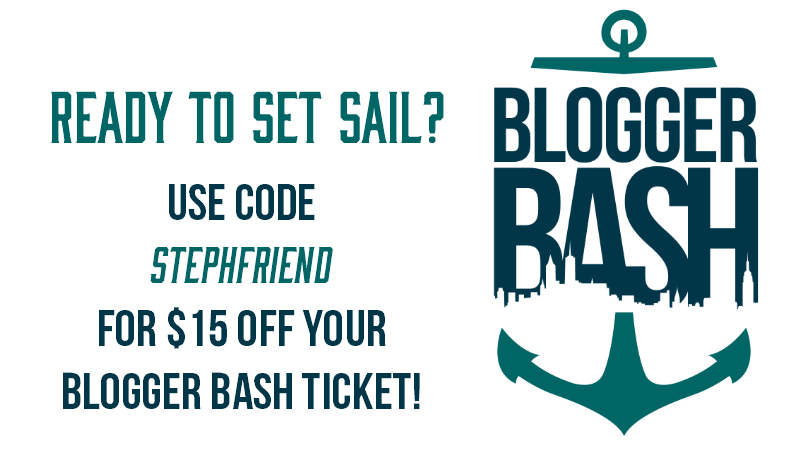 blogger bash coupon
