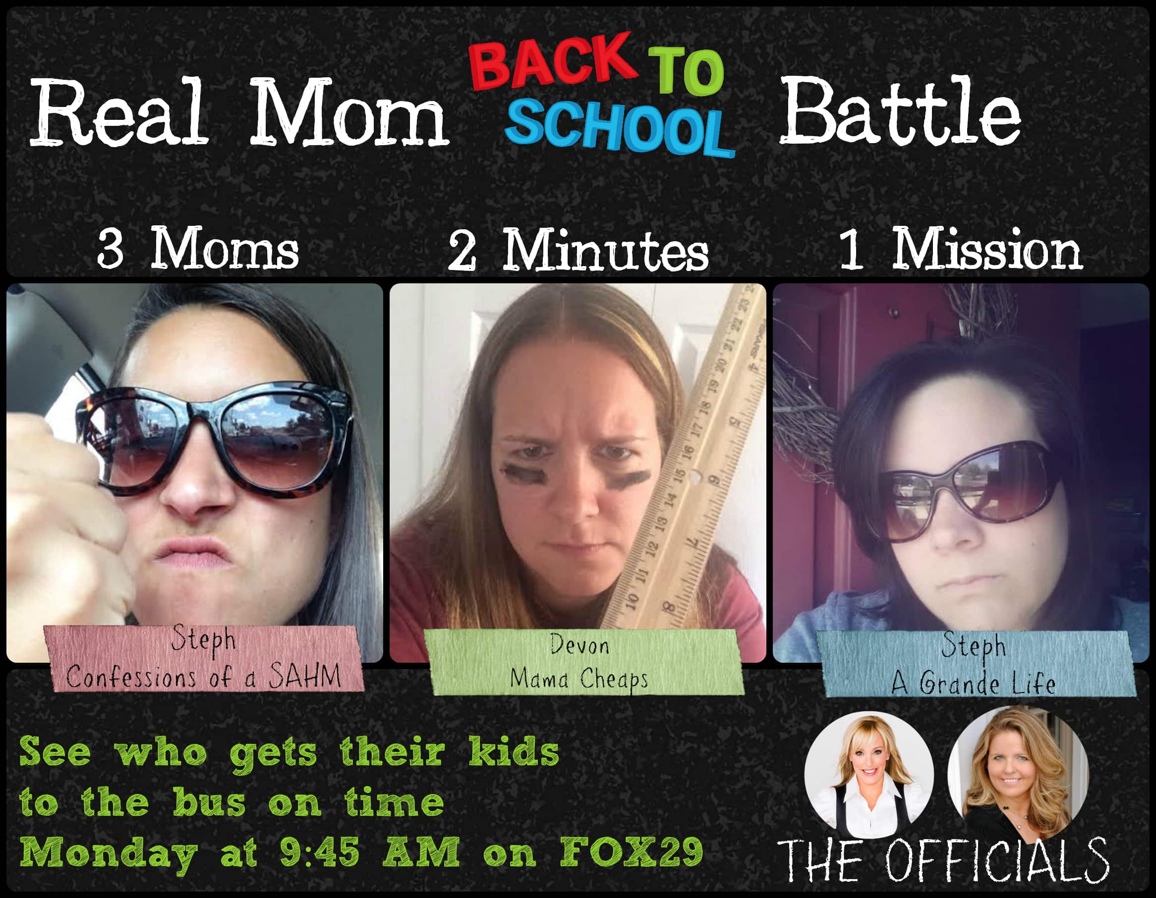 REAL MOM BTS BATTLE
