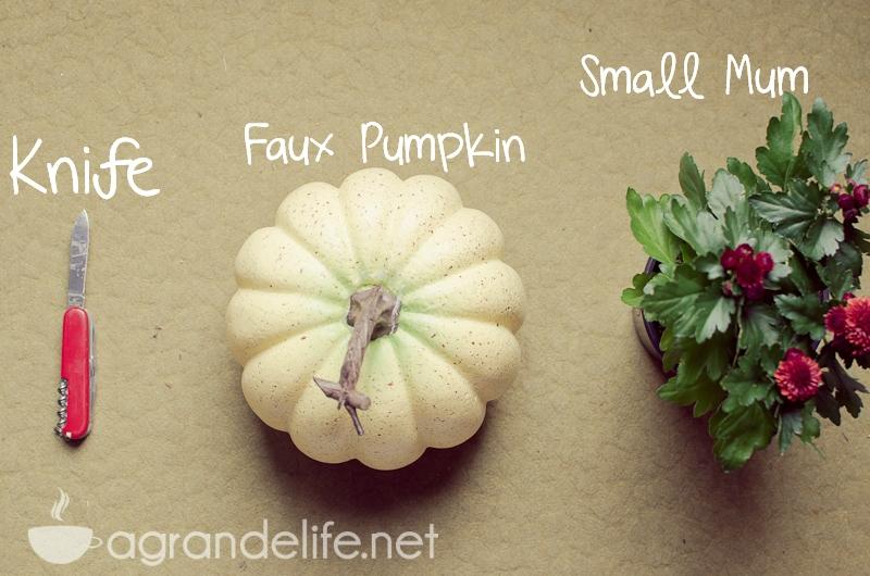 pumpkin flower holder-3