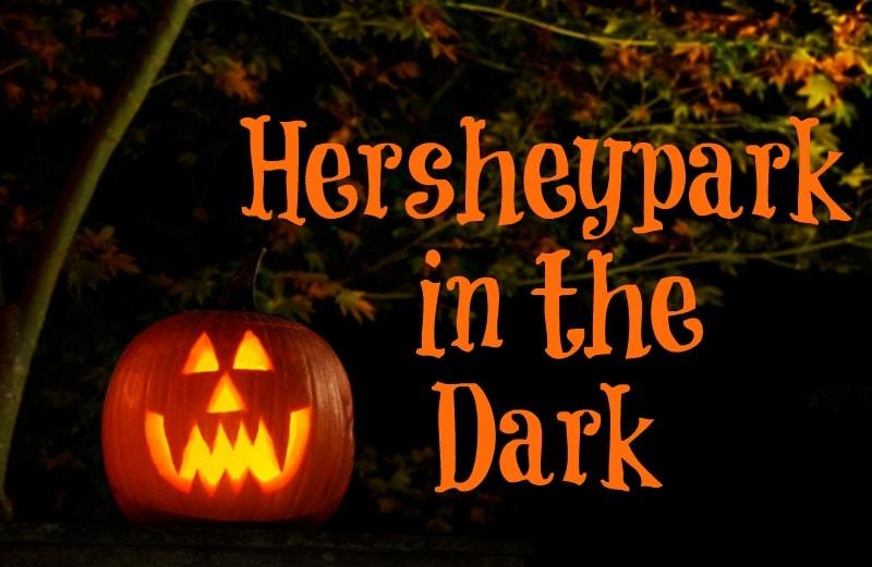 Hersheypark in the Dark -Steph