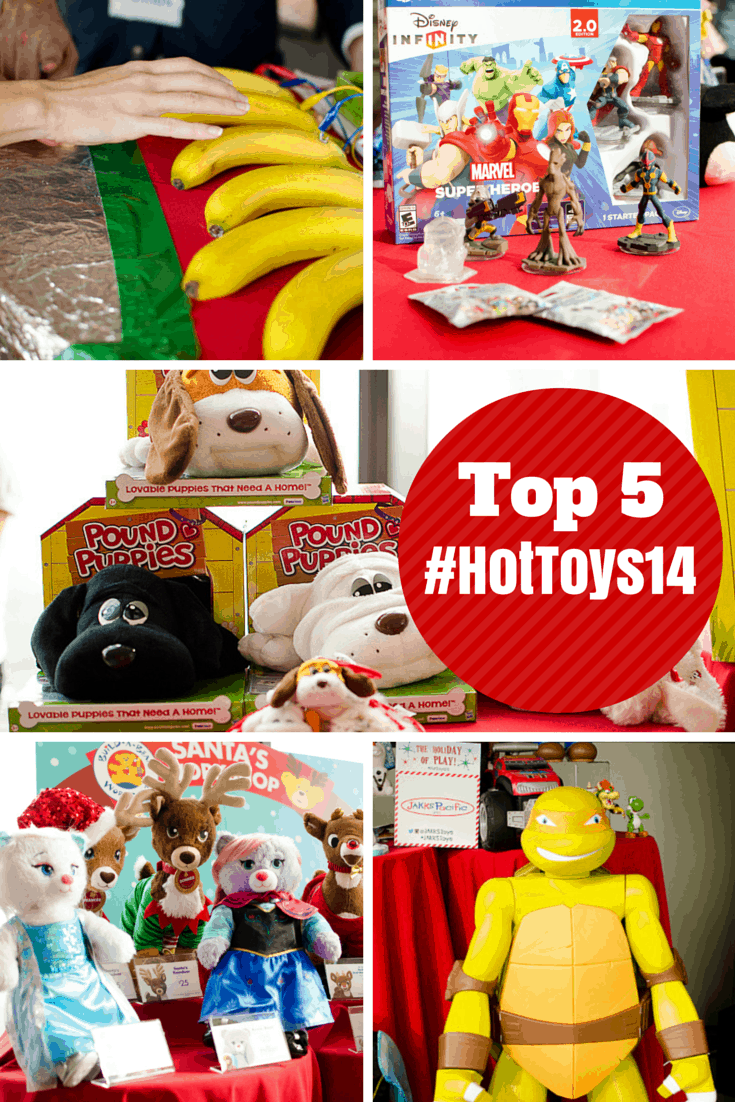 Top 5 Toys from HoliDAY of Play