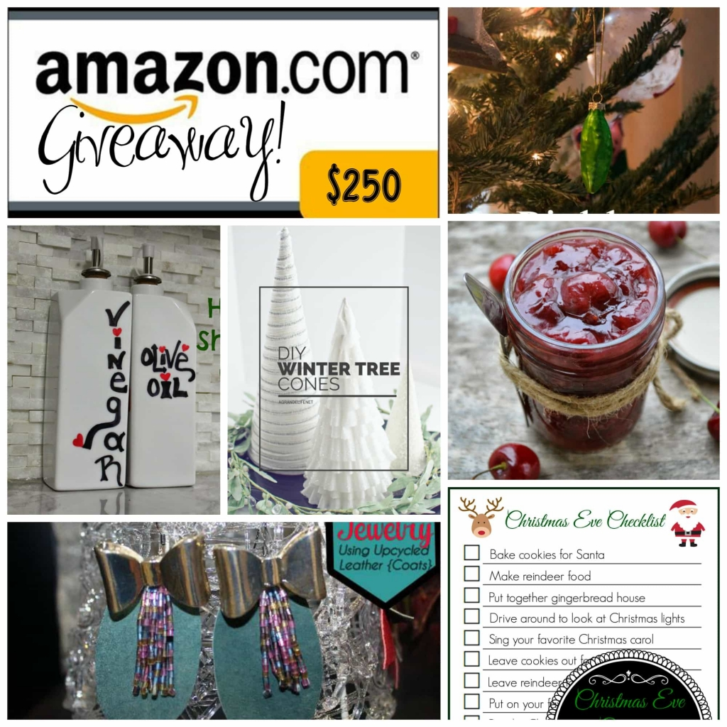 25 blogs of christmas giveway