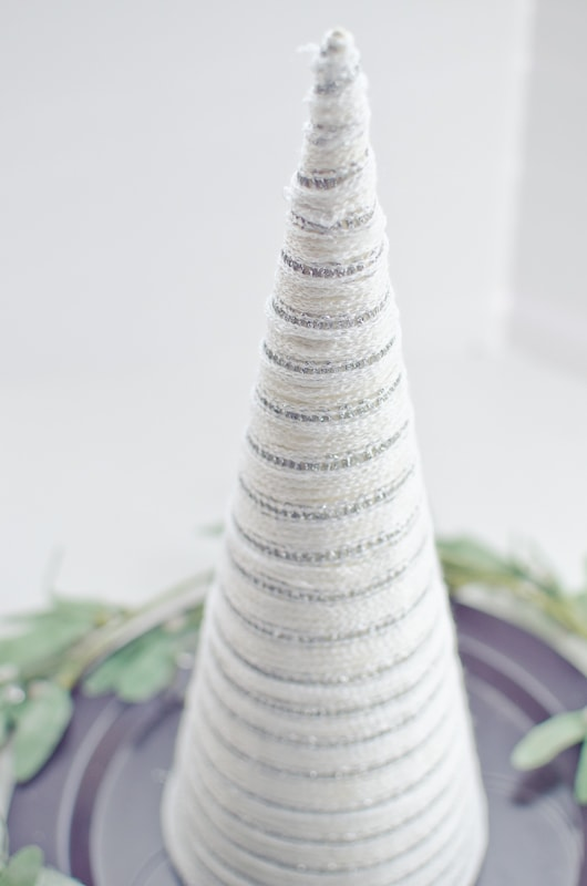 DIY winter Tree Cones-7