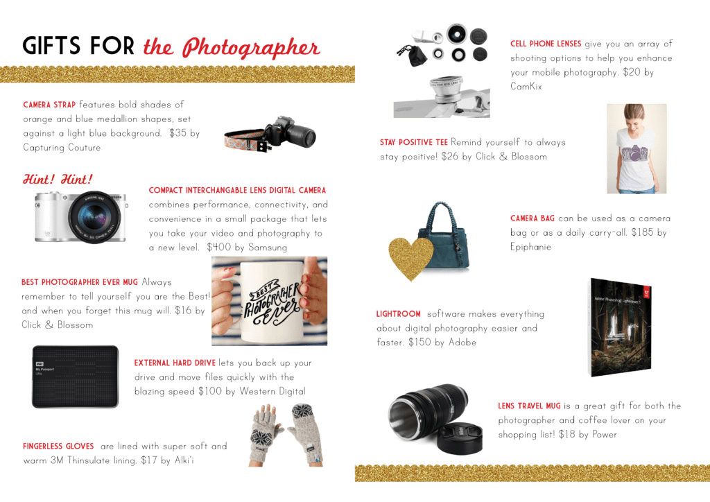 agl holiday gift guide 20149
