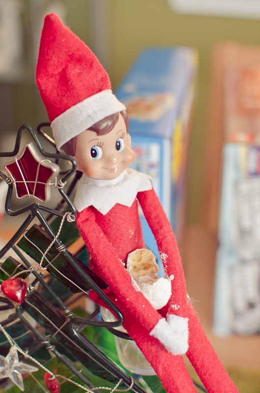 elf on the shelf ideas-2
