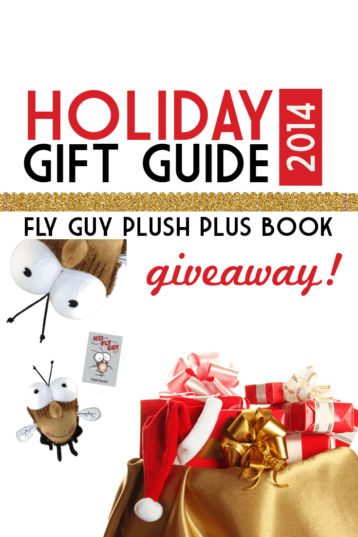 holiday gift guide fly guy plush