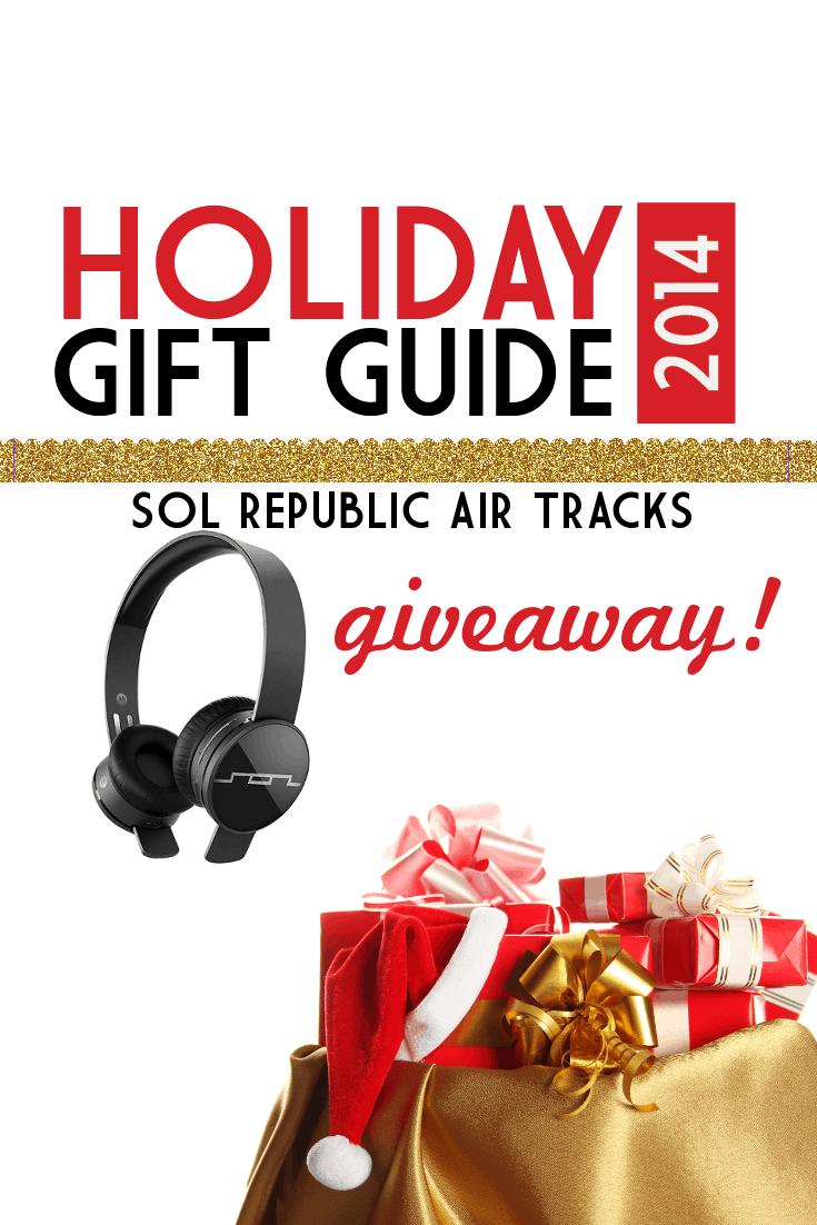 sol republic air tracks giveaway