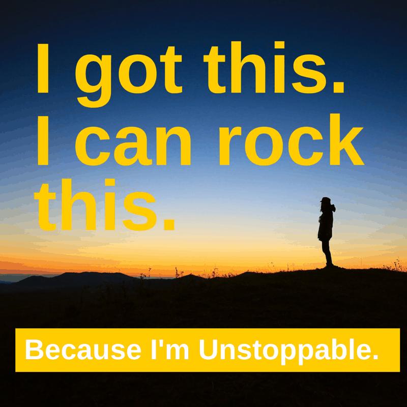 #unstoppablemoms