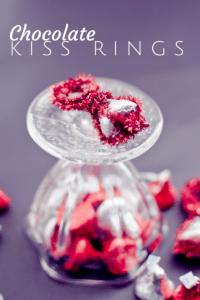 CHOCOLATE KISS RINGS (3)