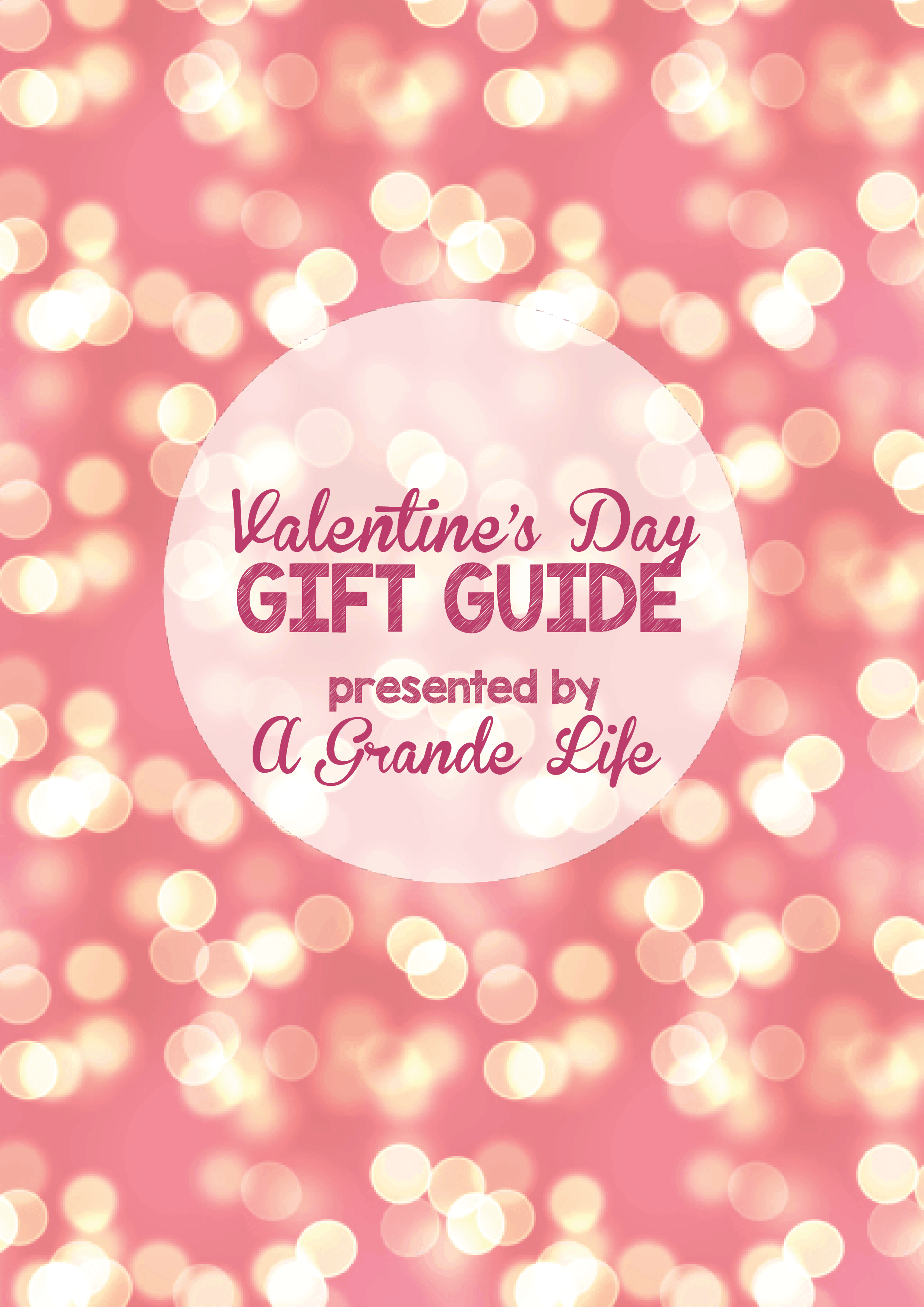 The 2015 shebrand valentine's day gift guide shebrand.
