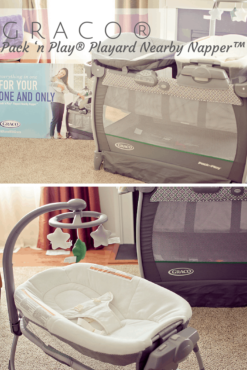 Graco® Pack 'n Play® Playard Nearby Napper™