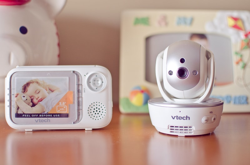 vtech safe and sound monitor-1