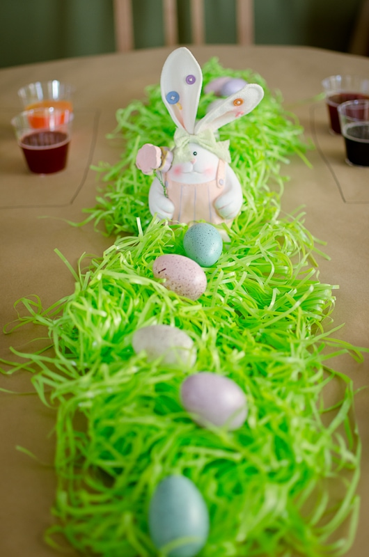 how to have an easter egg dying party-3